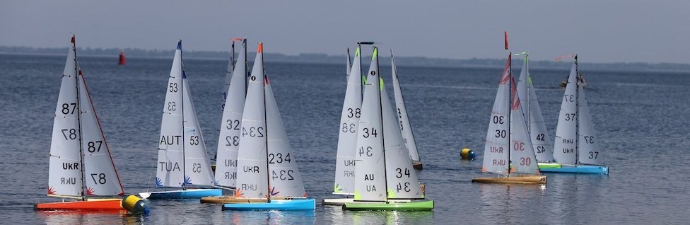 RC Sailing in Ukraine